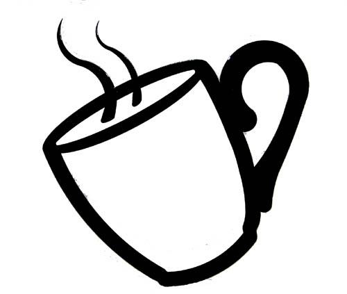 Coffee cup coffee mug clip art at vector clip art clipartcow