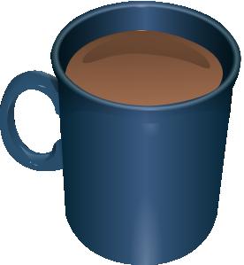 Coffee Mug clip art free .