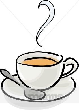 Coffee Service Clipart