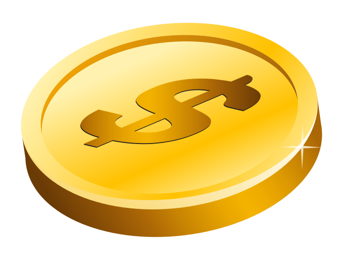 Coins Clip Art Images Free For Commercial Use