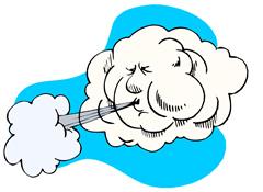 Cold Air Clipart
