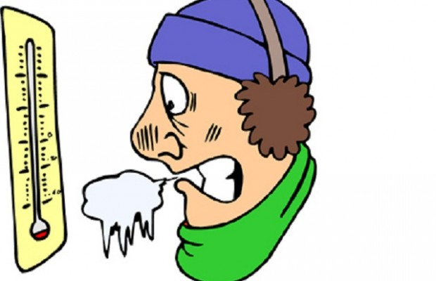 Cold Clipart #21123