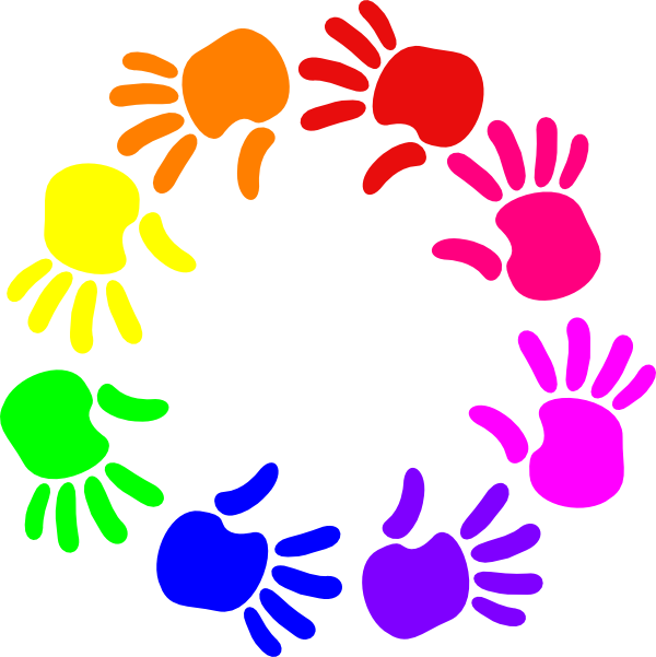 Colorful Clipart this image as: