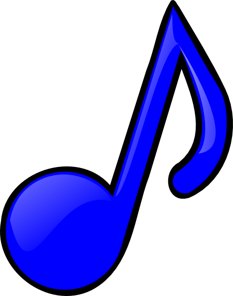 Colorful Music Note Clipart Clipart Panda Free Clipart Images