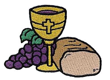 Communion Clip Art Symbols