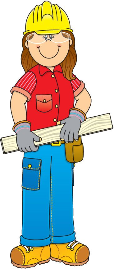 community helpers clipart   Construction Worker Clipart   Clipart Panda - Free Clipart Images