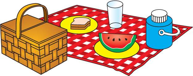 Company picnic clipart free .