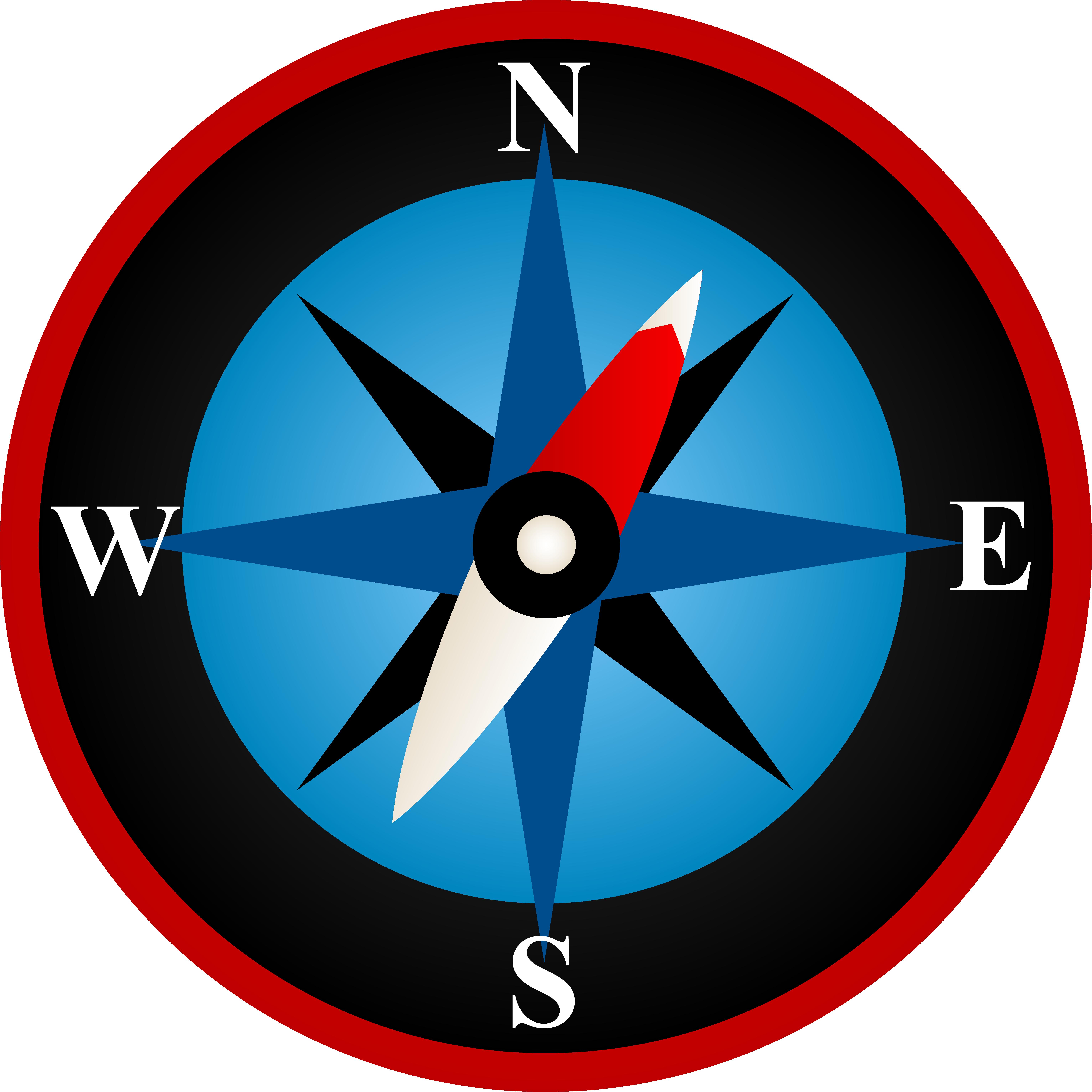 Compass cliparts