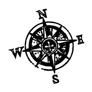 Compass Rose Clip Art ..