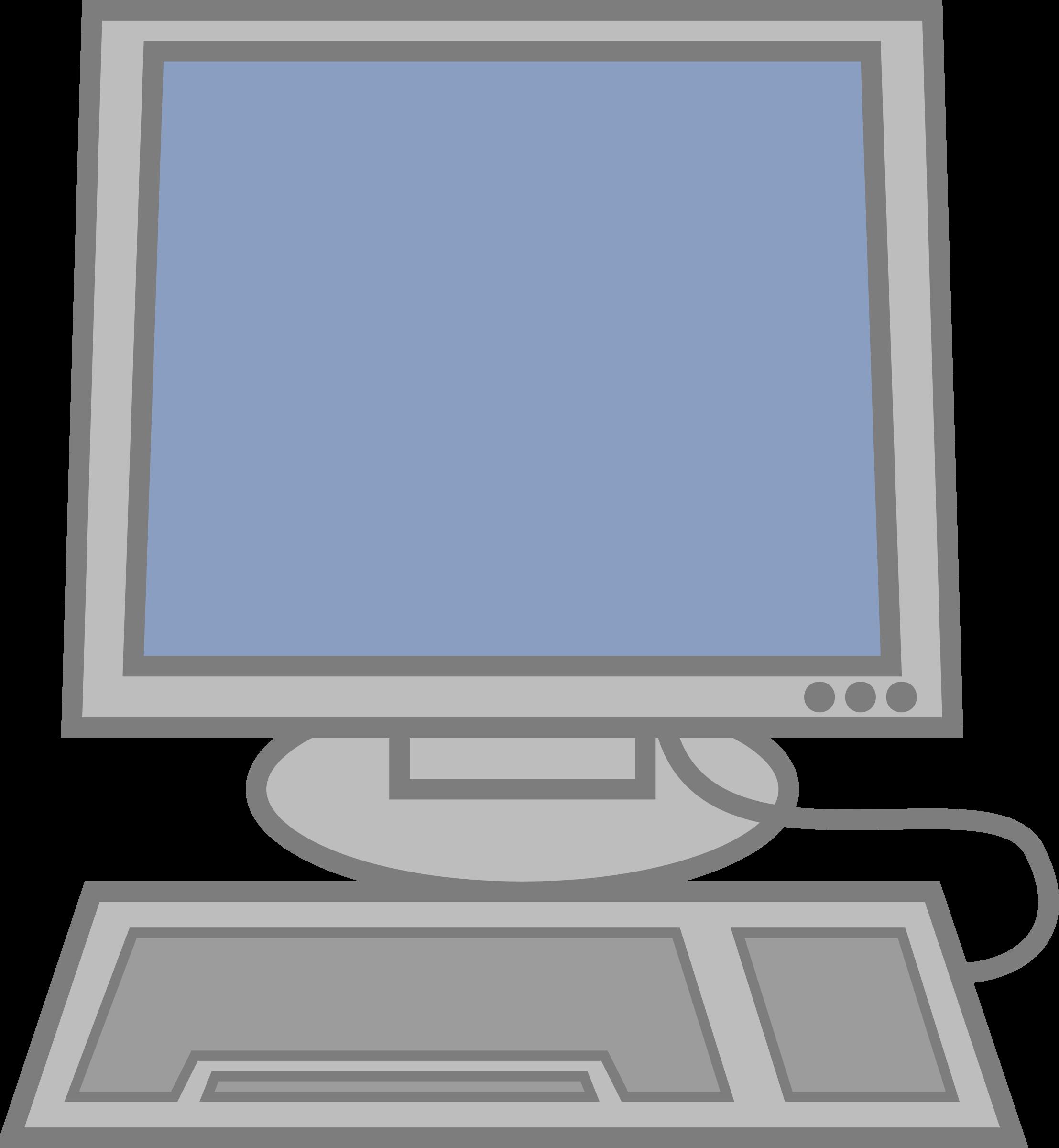 Computer clipart puter