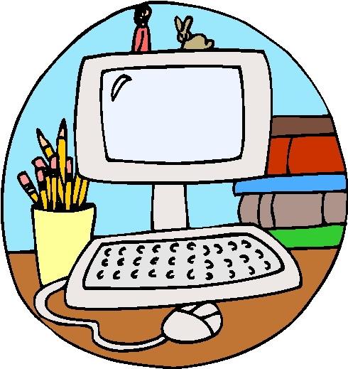 clipart computer