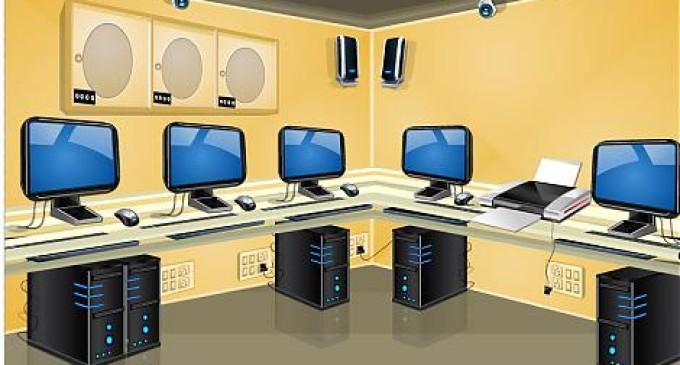 Computer Lab For Prisoners .
