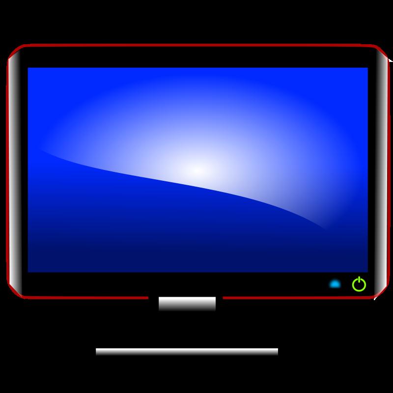 Computer Screen Clip Art