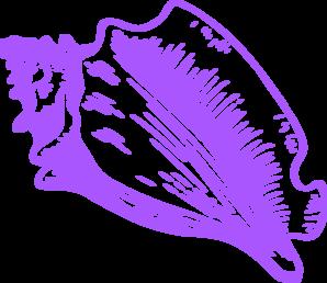 Conch Shell Clip Art