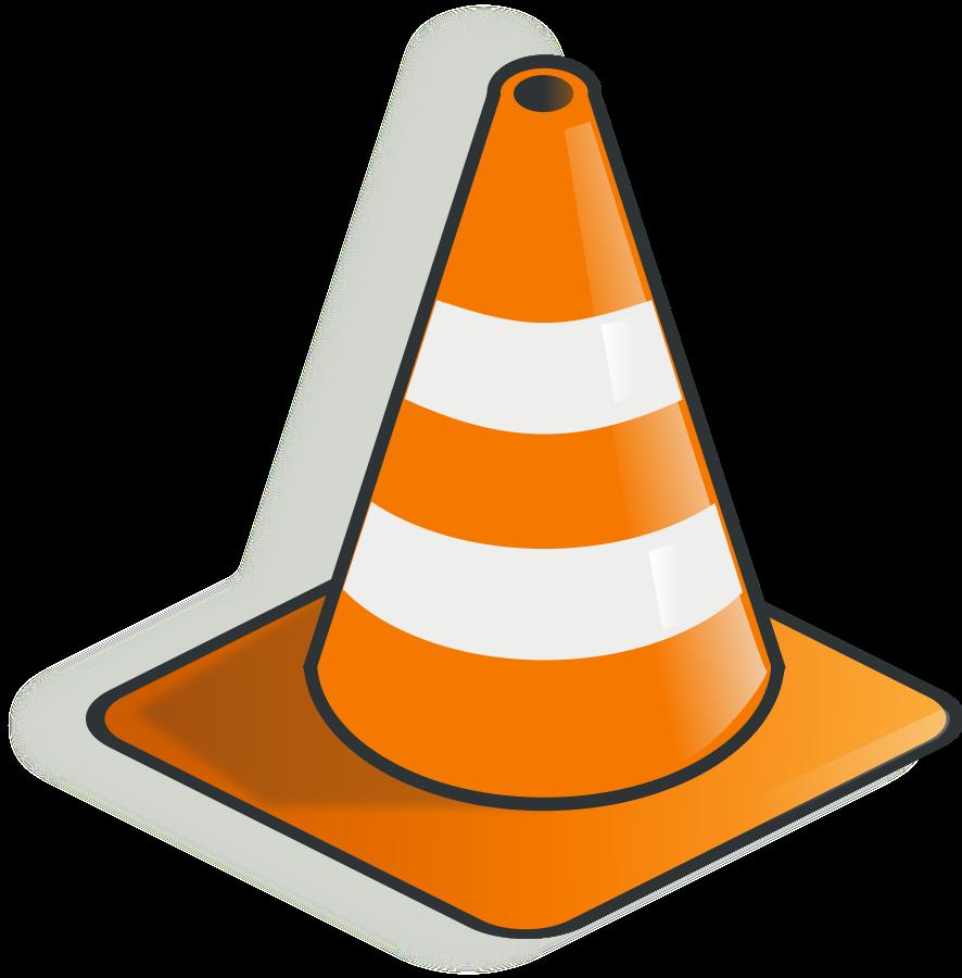 Cone cliparts