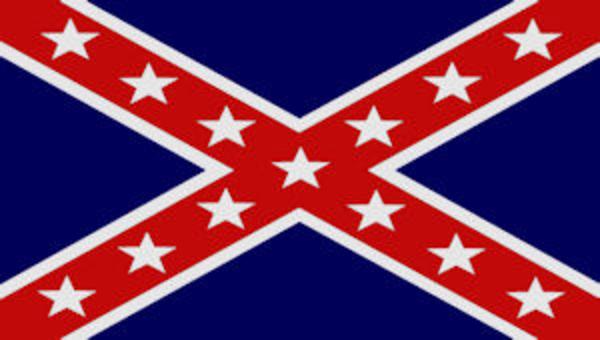 Confederate Flag Clip Art