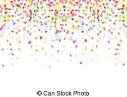 . ClipartLook.com colorful confetti - vector illustration of colorful confetti. ClipartLook.com ClipartLook.com