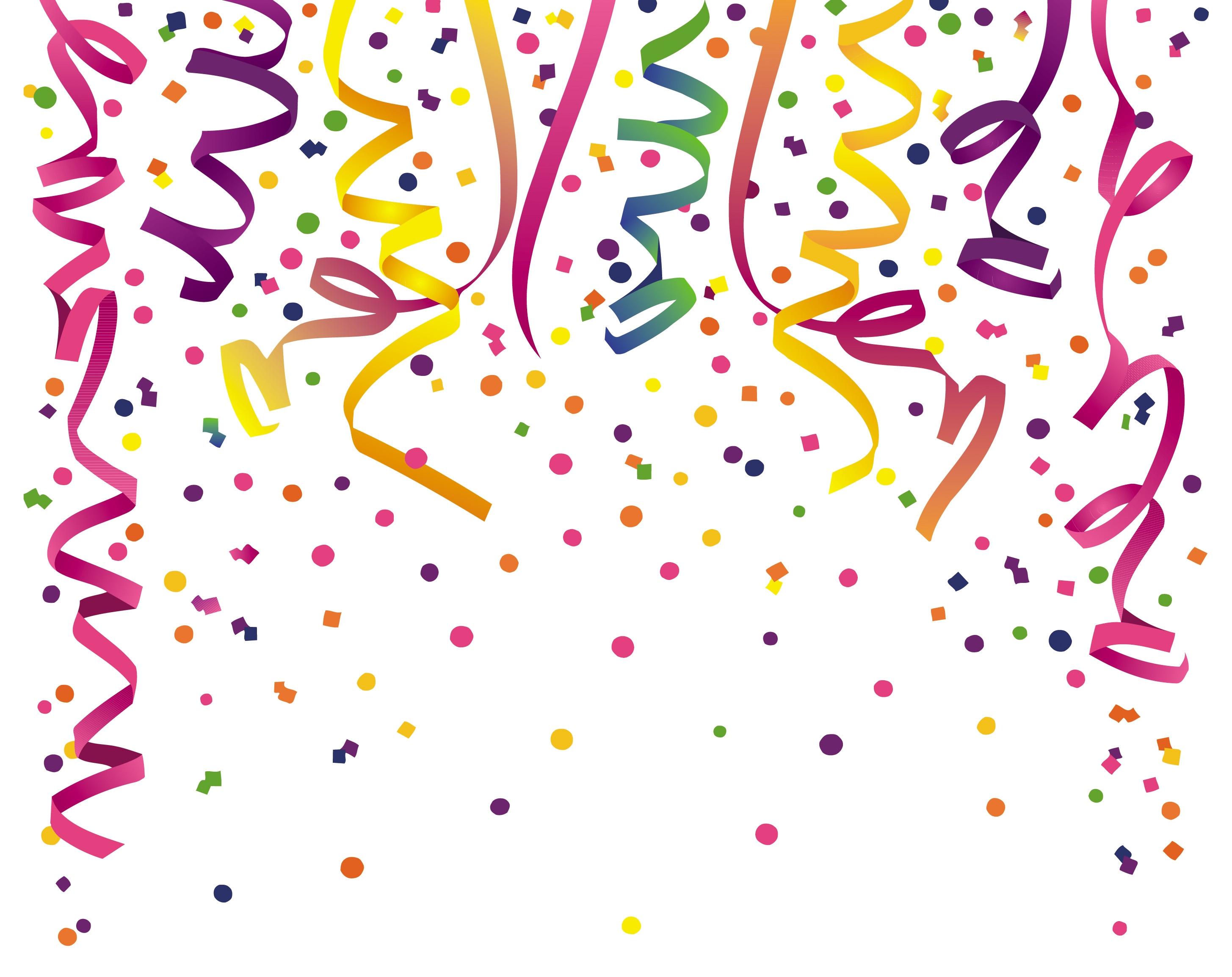 confetti clipart - 1 - o - Best Confetti Clipart Clipartion