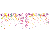 Confetti Png Clipart PNG Image