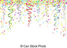 . ClipartLook.com falling confetti - falling oval confetti with different. ClipartLook.com falling confetti  Clipart ClipartLook.com
