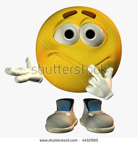 Confused Emoticon - Confused Emoticon