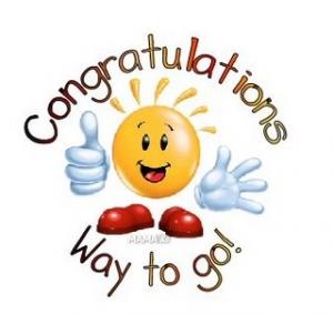 congratulations clipart u0026middot; invocation clipart