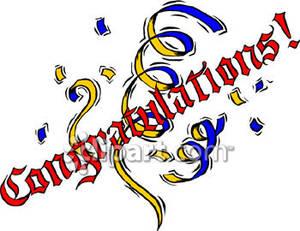 Congratulations Shahd Clipart Free Clip Art Images
