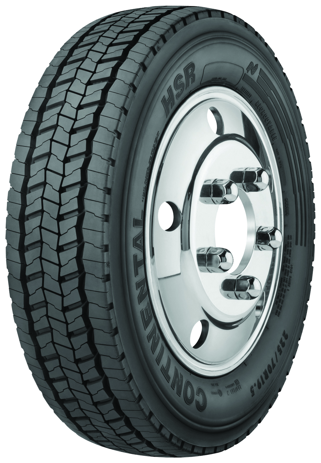 Continental Updates Light Truck Tires Commercial Carrier Journal