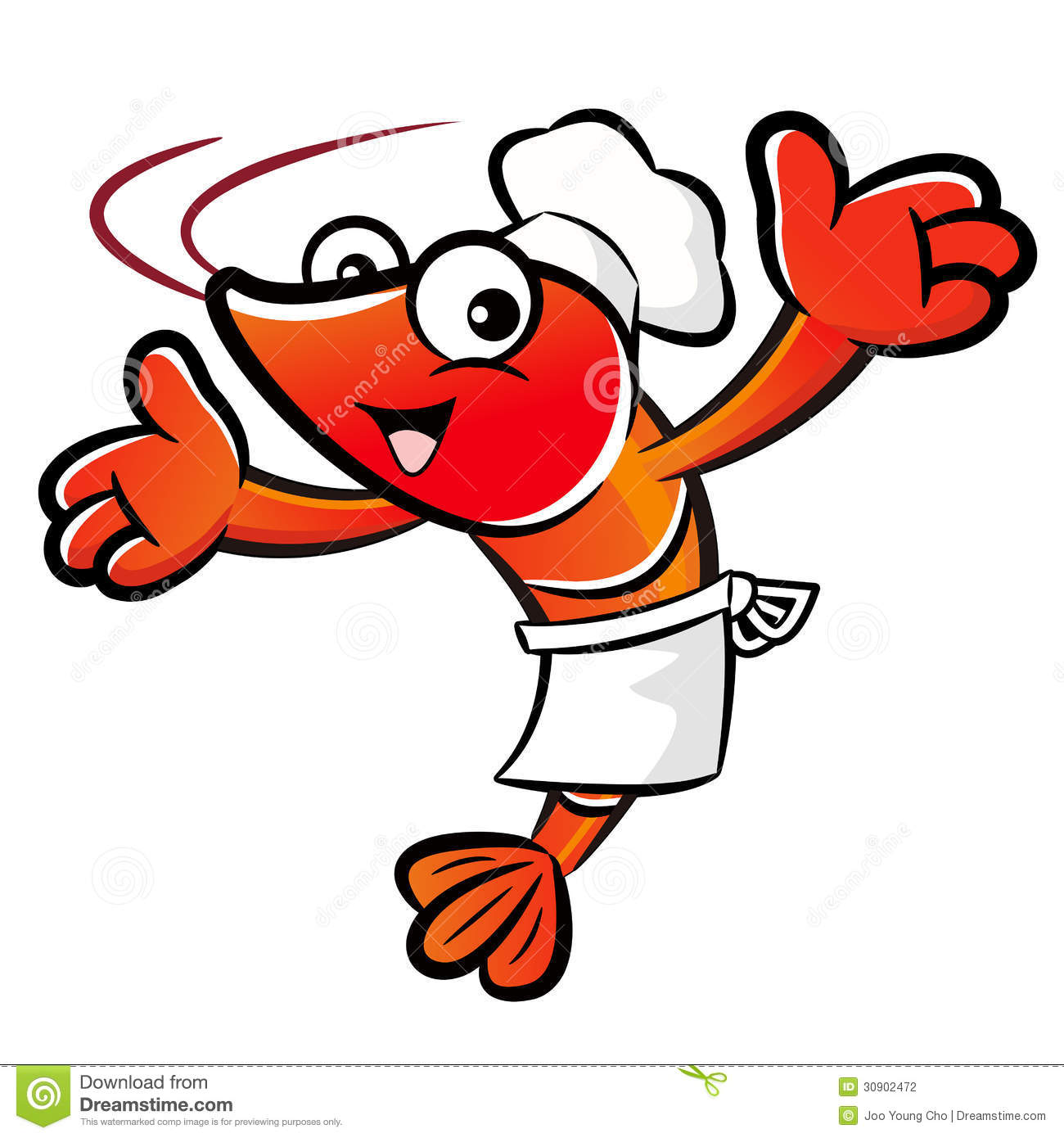 Cooked Shrimp Clipart Clipart Panda Free Clipart Images