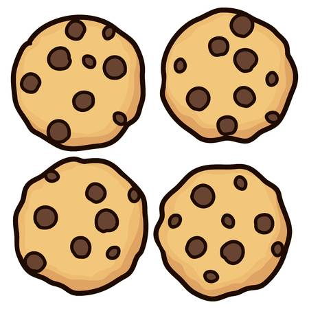 cookies clipart choco chip