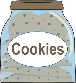 Cookie jar clip art 5