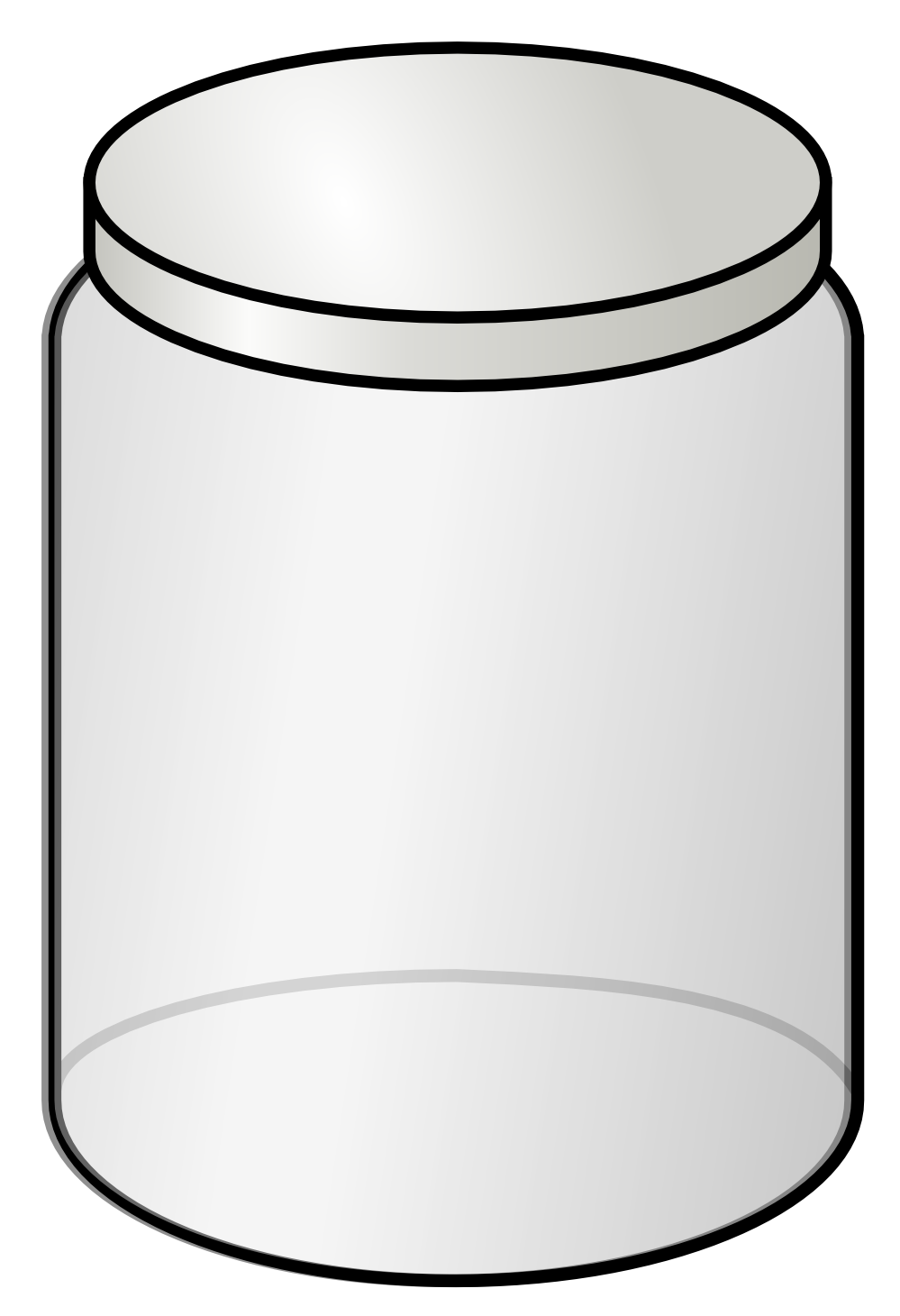 Cookie Jar Clipart #11079