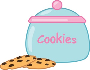 Cookie Jar Clipart Image: Cookie Jar
