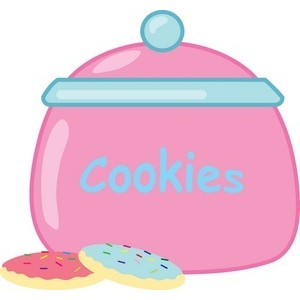 Cute Cliparts ❤ Cookie Jar