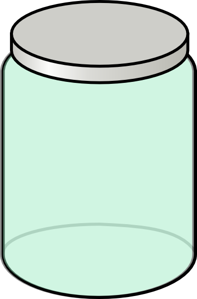 Empty cookie jar clipart free images