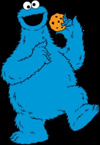 Cookie Monster 02