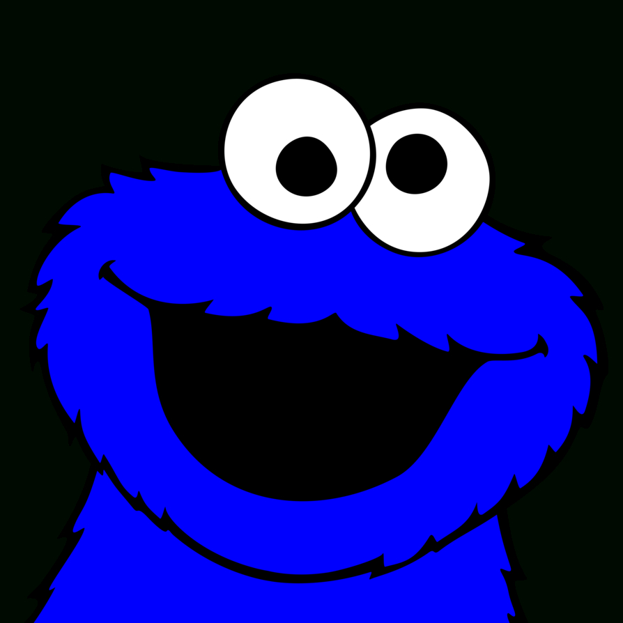 Baby Cookie Monster Drawing Cookie Monster Clipart Cookie Monster Clip Art  Images
