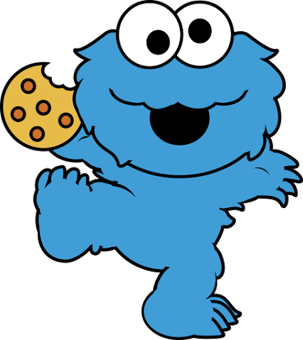 Clip Art · Cookie Monster Hdclipartall.com