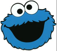 Clipart Cookie Monster Clipart