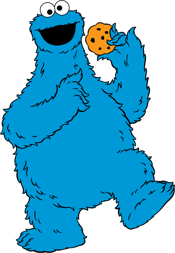 Cookie monster clip art - Cookie Monster Clipart