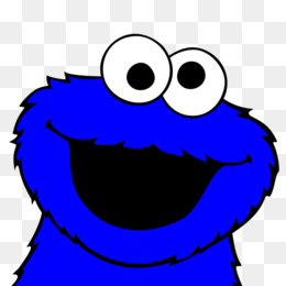 PNG - Cookie Monster Clipart