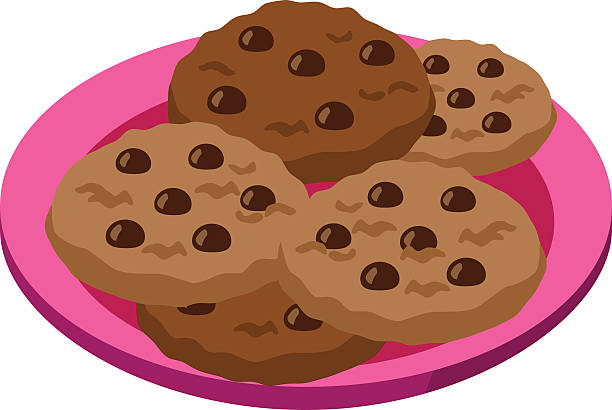 Cookie clipart m and m #5