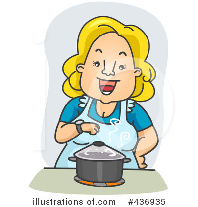 Royalty-Free (RF) Cooking Clipart Illustration by BNP Design Studio - Stock  Sample