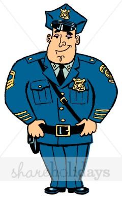 cop clipart - Cop Clipart