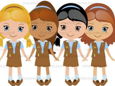 Copy0 1390479545 Girl Scout Clipart Broun Jpg 1390485773