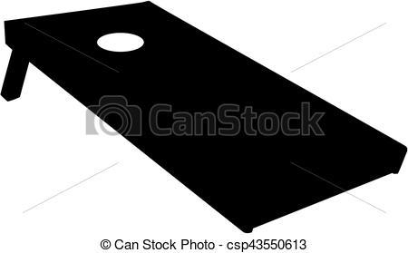 Cornhole board - csp43550613