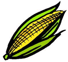 Corn on the Cob Clip Art
