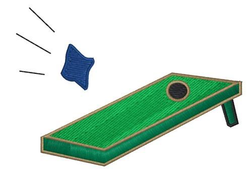 Cornhole Vector Cornhole Board Embroidery