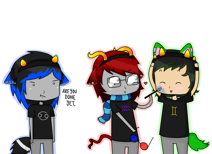 pin Cosplay clipart homestuck #5