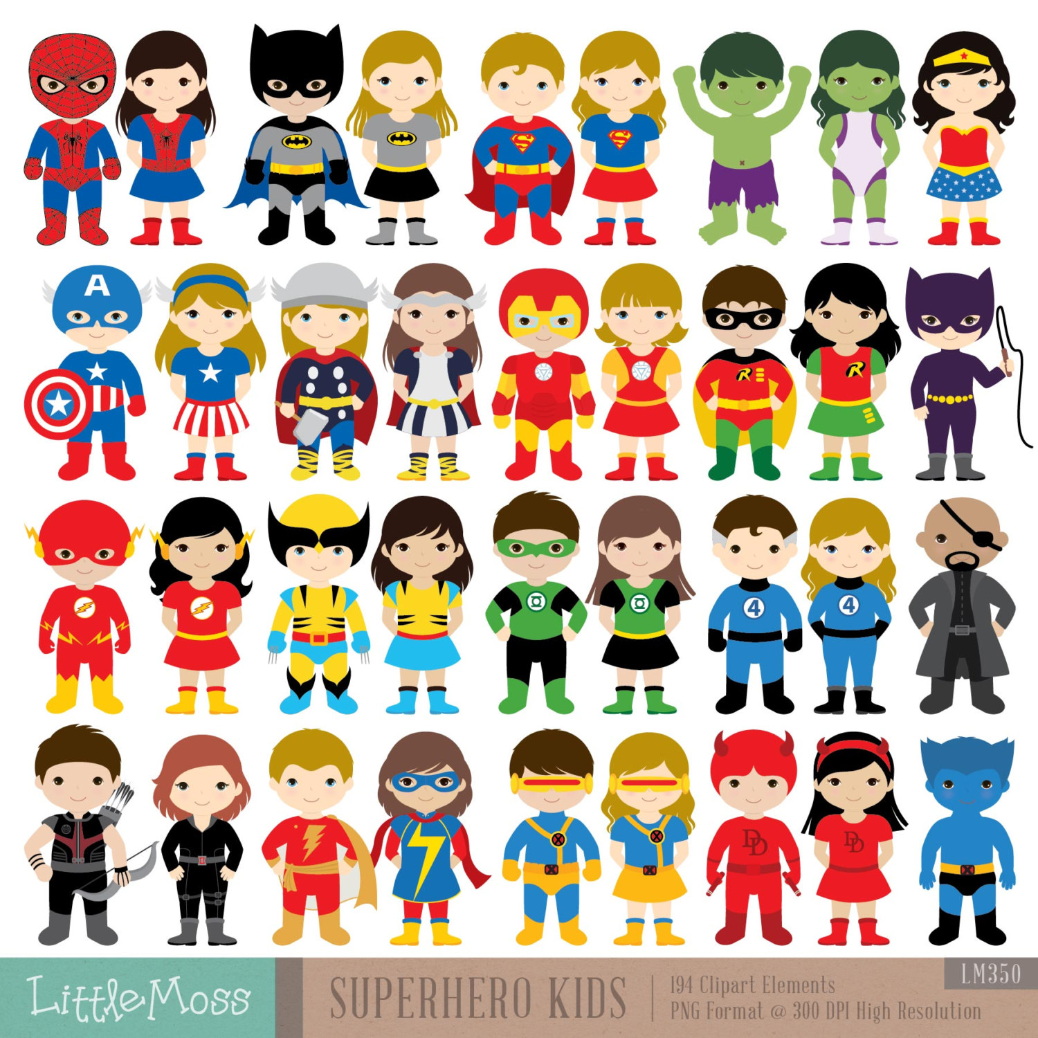 pin Costume clipart superhero - Cosplay Clipart